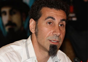 Serj Tankian presents video clip for new song