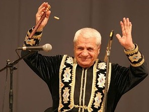 Djivan Gasparyan to give concert in Kiev