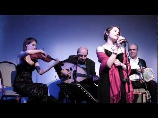 International folk quartet with Armenian participant starts tour