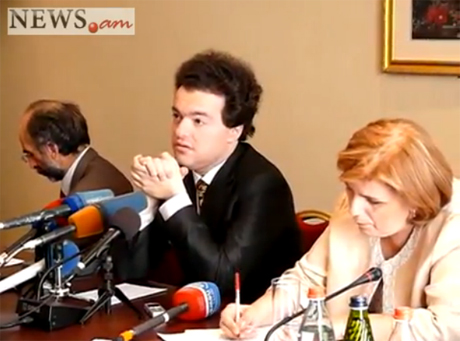 "My music is expression of love towards Armenia ?€"" Evgeny Kissin"