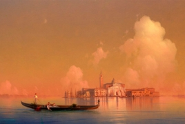 Aivazovsky's canvas fetches $1.62 mln in London