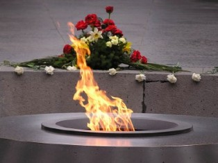 Armenian genocide part of global culture of memory