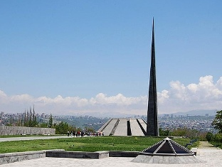 Serbian journalist reflects on Armenian Genocide Memorial in Yerevan