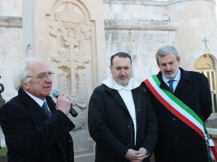 Italian city recognizes Armenian Genocide