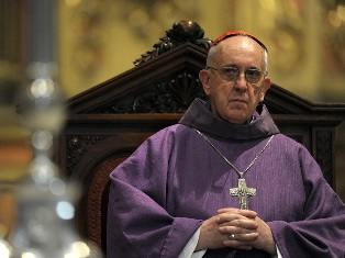Newly elected Pope has friendly ties with Argentinean Armenians