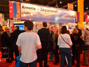 Armenia Day marked at international book fair in Argentina
