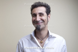 Serj Tankian to unveil Orca symphonic project in Kyiv
