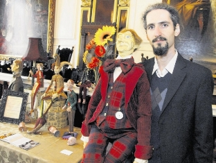 Armenian doll maker to exhibit creations at UK Royal Windsor Racecourse
