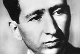 117th birth anniv. of great Armenian poet Yeghishe Charents