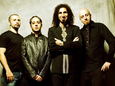 Sytem of a Down to perform in Armenia