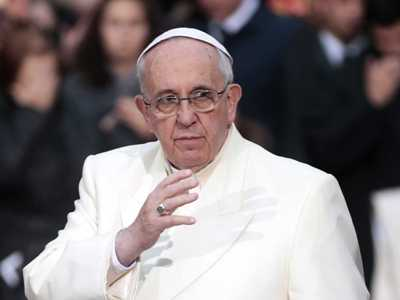 Pope Francis: Armenians were persecuted just for being Christians