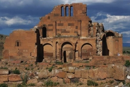 Armenia's Ererouyk, Ani Pemza among Europe's endangered sites