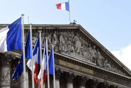 French MPs vote to criminalize denial of Armenian Genocide
