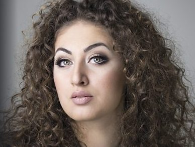 Armenia's Anush Hovhannisyan among finalists of BBC Cardiff Singer of the World competiition