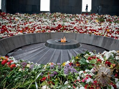 Wyoming recognizes Armenian Genocide
