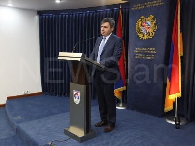 Armenia to hold international exhibition of arms and defense technologies